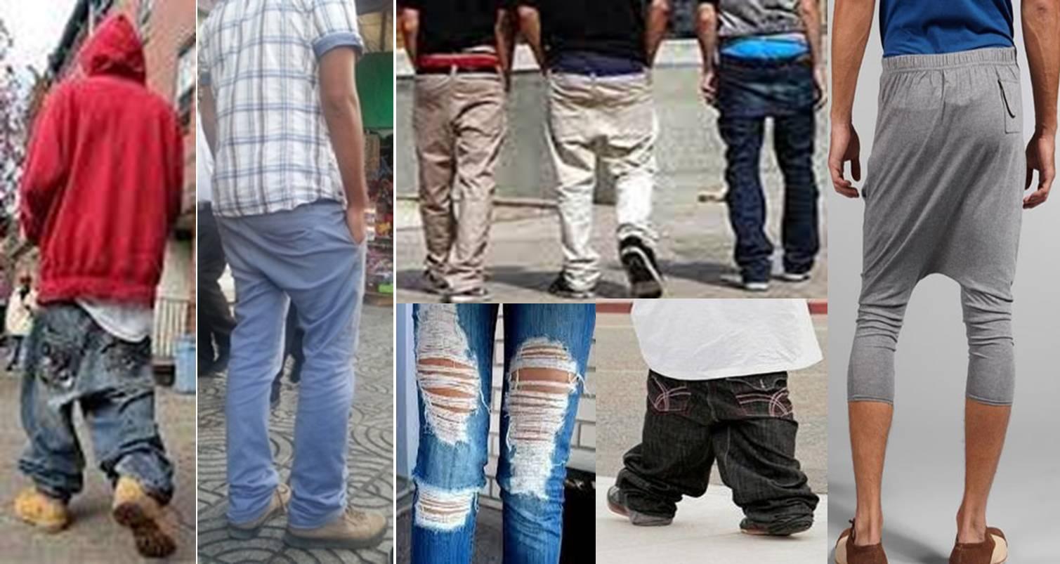 Photo of الأزياء الغربية للشباب .. موضة وتطور أم إفلاس وتهور؟